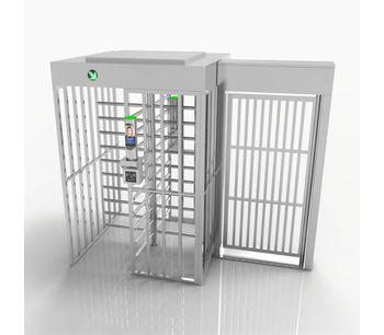 FULL HEIGHT TURNSTILE GATE -2