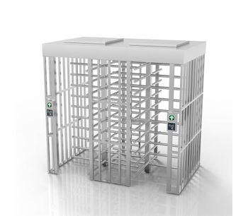 FULL HEIGHT TURNSTILE GATE -3