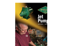 Jet Pumps  Brochure