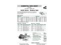 Model 8100 Series - Shallow Well Jet Pump Brochure