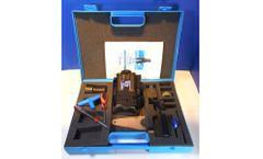 Model Cat# ARC10010M - CIP 10M - Plastic Transport Case with Protective Foam