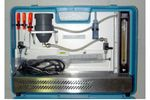 Model Cat# ARC8525 - Calibration Bench for Flow Rate