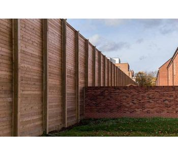 Jacksons - Acoustic Security Fencing Barriers