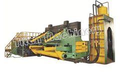 Titan - Model Q91 Series - Scrap Metal Baling Shear