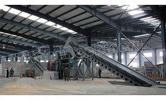 Titan - Model PSX Series - Shredding & Crushing Line Machine
