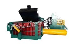 The steel casing and pulling and driving machine