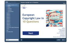 How to Make the Best Use of the Case Law of the CJEU on EU Copyright in Your Legal Practice? Ten Questions on European Copyright Law e-Learning Course