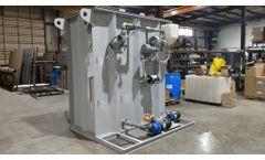 BioBarrier MarineMBR - Membrane Bioreactors System