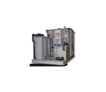 MarineFAST - Model DV-Series - Advanced Wastewater Treatment Systems