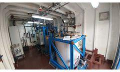 Scienco - Model InTank - Ballast Water Treatment System