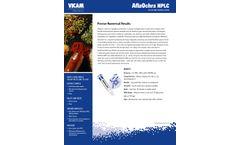 AflaOchra - HPLC Test Kit - Brochure