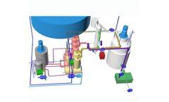 Zanyo - Model ZYG - Waste Oil Vacuum Distillation Plant