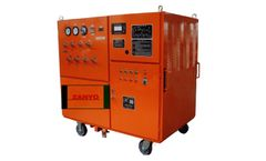 Zanyo - Model SF6 - Gas Purification and Recovery Plant