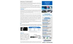Sensor Cables - Datasheet