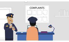 Effective Traffic Safety Program Management using TraffiCloud - Video