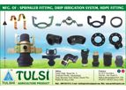 Tulsi - Sprinkler fitting
