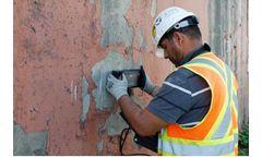 FPrimeC - Non-Destructive Testing of Concrete Tanks Services