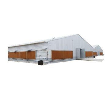 Huabo - Light Steel Poultry Shed