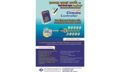 Model UTI-200R8 - Climate Controller - Brochure