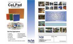 CeLPad - Evaporative Cooling System - Brochure