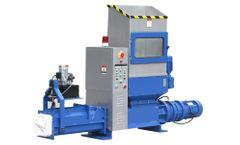 Shredding Equipment For EPS Foam Recycling
