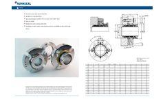 Waterquest - Diamond Coated Seals - Brochure