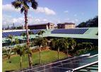 SunDrum - Model 282 - Solar Collectors