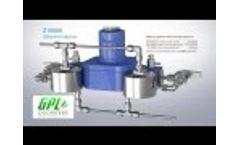 Natural Gas Odorizer   GPL Z10000   Odorization   Odorant Injection - Video