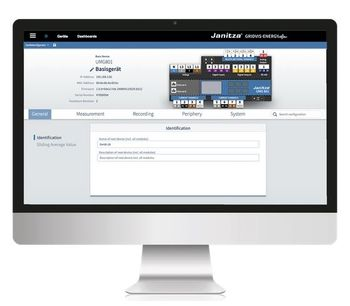 GridVis - Version 7.4 - Power Grid Monitoring Software