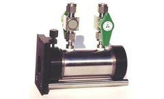 Firebird-Optics - Model Type GC-10SS - Stainless Steel FTIR Gas Cell (Lightpath: 100mm)