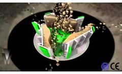 WHITE LAI Vertical Shaft Impact Crushers - Video