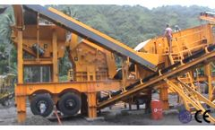 Aggregate Crushing Plant In Polynesia - Video