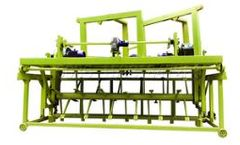 Henan-Tongda - Groove Type Compost Turner