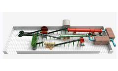 Gate - Organic Fertilizer Production Line Machine