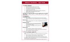 InGenius - Model 3 - Manual Gel Documentation System Installation - Brochure