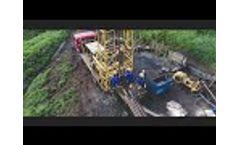 SUPRA International Indonesia - Water Well Drilling - Pengeboran Air Indonesia - Video