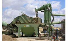 Allgaier - Compact Sand Washing Units