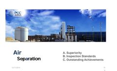 Air Separation Packing  -Brochure