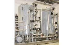 NARO Water Solutions - Model Water Treatment - Demineralization