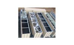 NARO Water Solutions - Model Wastewater Treatment - MBBR