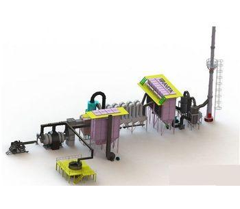 Gravita - Battery Recycling Plant