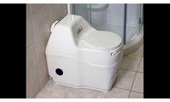 Sun-Mar Composting Toilet - Video