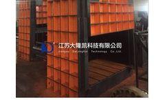 Dalongkai - Model Y82 Series - Vertical Baler