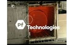The Production of Glass-Lined Reactors at Pfaudler - Video