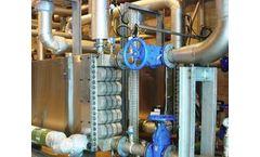 CSO Lackeby - Sludge Heat Exchanger