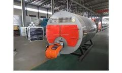 Jindun - Model JD - Oil-Burning Hot Water Boiler for Poultry House
