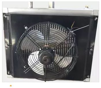 Jindun - Model JU-1UU - Agricultural/Industrial Greenhouse and Poultry House Air Heating Fan