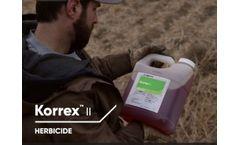 Korrex - Model II - Herbicide
