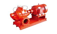 KQ - Model XBC Series - Double Suction Fire-Fighting Pump Units