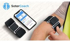 SoterCoach - Wearable Solution for Ergonomic Training